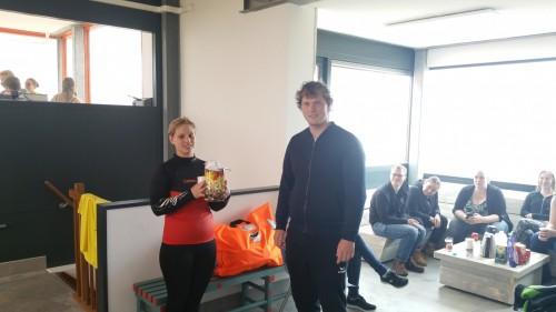 2016 Op bezoek in Katwijk met LifeGuards Pool