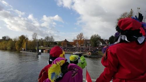 2017 Intocht Sinterklaas